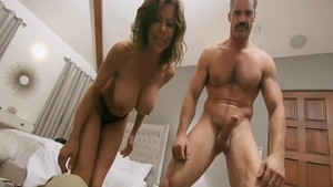 Mature Alexis Fawx hardcore sucking dick on web-cam