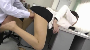 Nailed rough girl in high heels