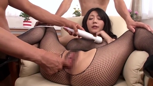 Exotic chick asian cosplay gets a good fucking