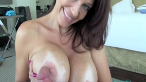 Charlee Chase is busty stepmom