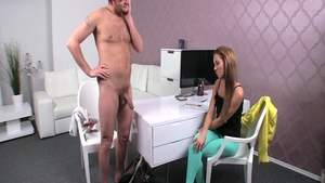 Busty Gina Devine feels in need of nailing