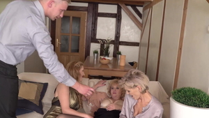 Hard ramming starring young amateur