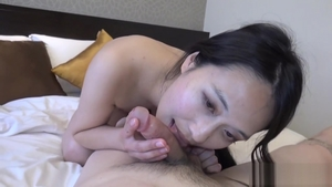 Beautiful japanese MILF group sex at castings