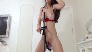 Fucking hard escorted by busty babe