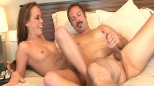 Haley Sweet raw cumshot sex scene