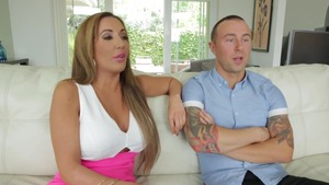 Busty MILF Richelle Ryan wishes for rough nailing