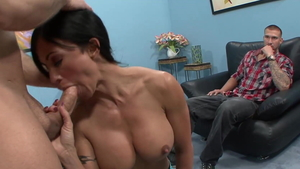 Hot mature has a passion for hard pounding HD