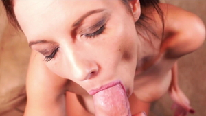 Awesome Mandy Flores cum in mouth XXX