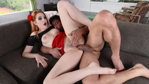 Very juicy Amarna Miller pussy eating