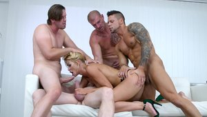 Super hot playing with big cock Ennio Guardi