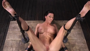 Ariel X toys action at the party HD