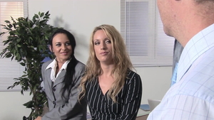 Danny Mountain along with tight swinger Claudia Adams