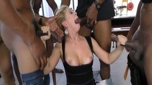 Orgy together with Cherie Deville & herie Deville