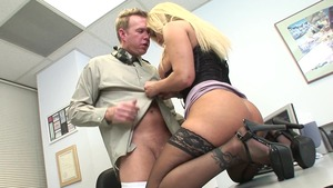 Lustful stepmom really likes fucking hard in HD