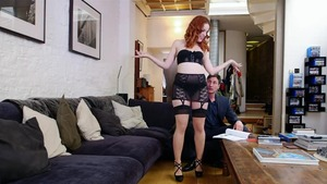 Couple Amarna Miller has a thing for hard ramming in HD