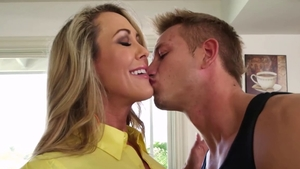 Big tits stepmom rough deepthroat