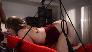 Swinger deepthroat at the party in HD