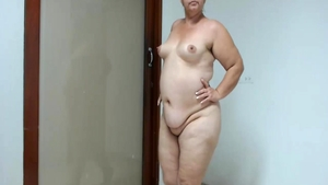 Nailed hard on webcam among tanned supermodel