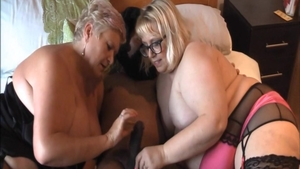 Nailing together with chubby british BBW Lexie Cummings