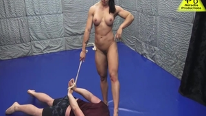 Very sexy amateur feels in need of femdom