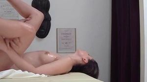 Czech babe massage