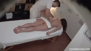 Fucking hard together with czech babe