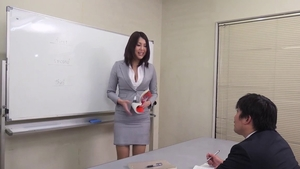 Japanese babe 69 in the school