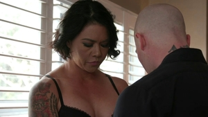 Hard ramming escorted by perfect asian brunette Dana Vespoli