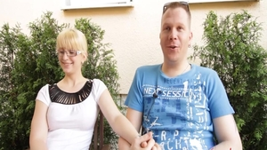 Long legged blonde hair need gets crazy masturbating in a cafe