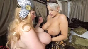 Angel Wicky is so large boobs MILF