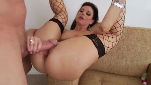 Cougar ass fucked HD