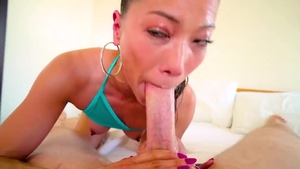 Rough nailing together with Kalina Ryu & Lily Ocean