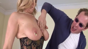 Nailed rough starring busty blonde babe