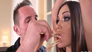 Alyssa Reece in experience crazy fucks in the ass