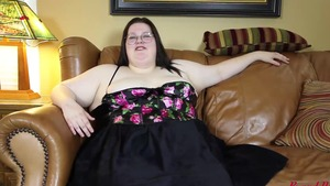 SSBBW BBW Pussy fucked at the audition