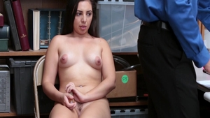 Ass fucked XXX starring hottest abuse Luna Leve