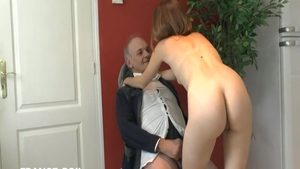 Naughty amateur banging gets a good fucking
