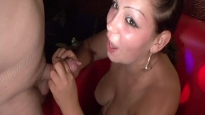 Hungarian pussy fuck at the party in HD
