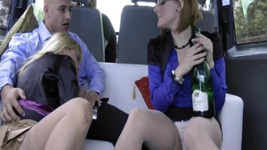 Real sex escorted by hottest babe Bella Morgan