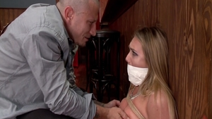 BDSM in the company of sexy babe Aj Applegate