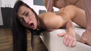 Dirty Katy Rose blowjobs pussy eating