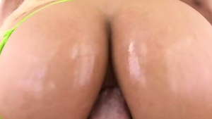 Big butt blonde haired sloppy blowjobs