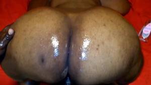 Very sexy big ass african mature HD