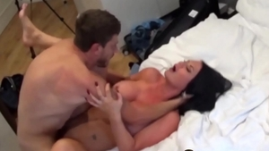 Hard pounding with passionate MILF Jasmine Jae