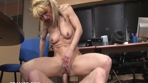 Passionate french erotic pussy fucking