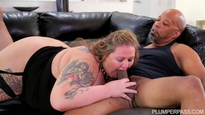 Big butt blonde hair has a thing for rough nailing in HD