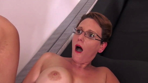 Mature Sandy Lou anal fucked porn in HD