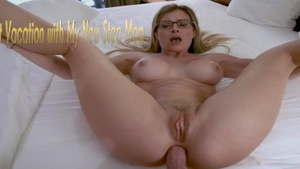 Cory Chase receives hard nailining