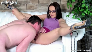 Mature Wendy Moon sucks dick and fucks at the castings
