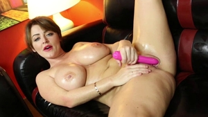 Sophie Dee nailed hard